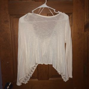 American Eagle Top open back